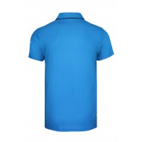 Golf polo shirt (Blue) - Last year's style. Last few remaining!