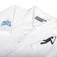 Women's Golf Polo Shirt (White)