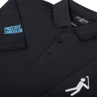 Men's Golf Polo Shirt (Black)