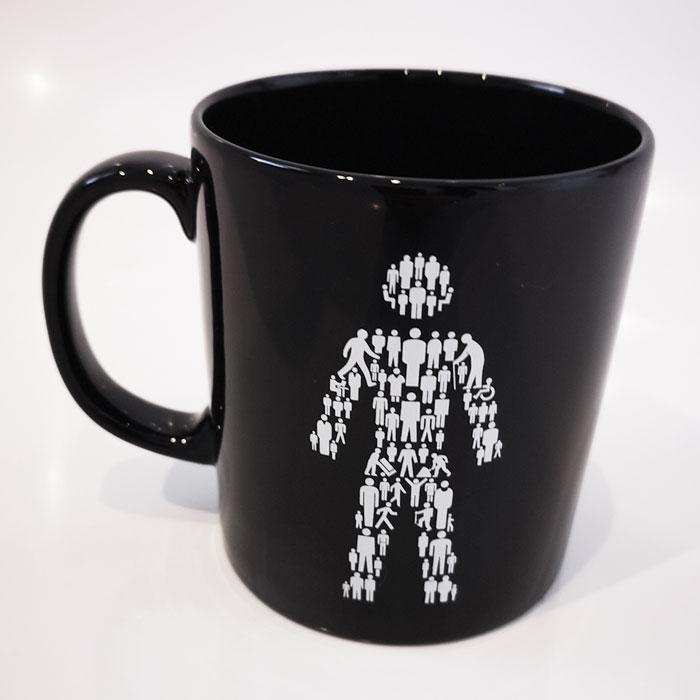 Man of Men mug