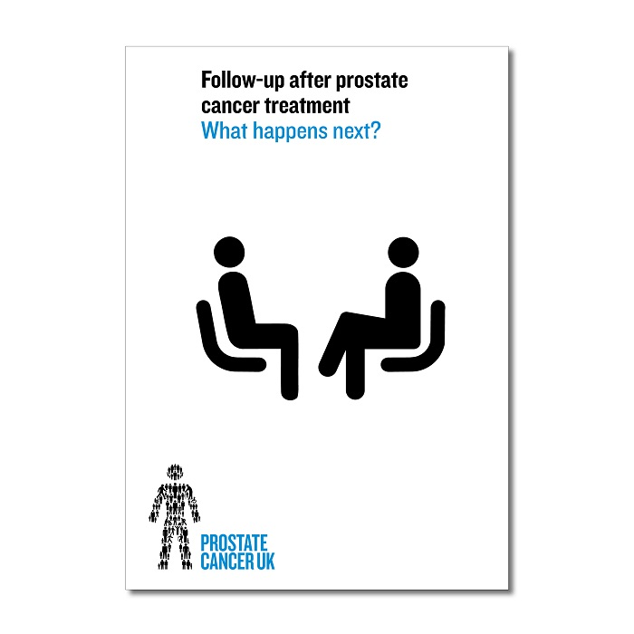 Follow-up after prostate cancer treatment: What happens next?