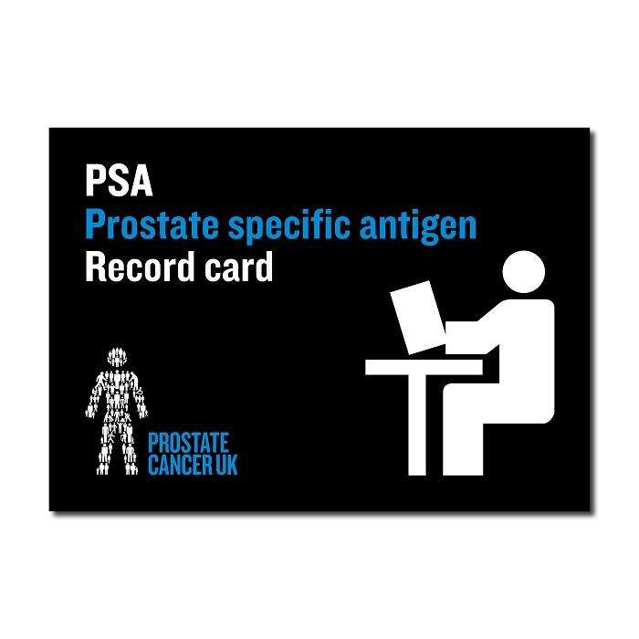 PSA card