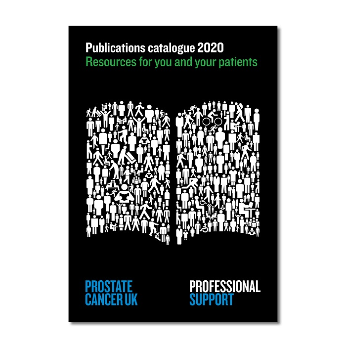 Health professionals publications catalogue