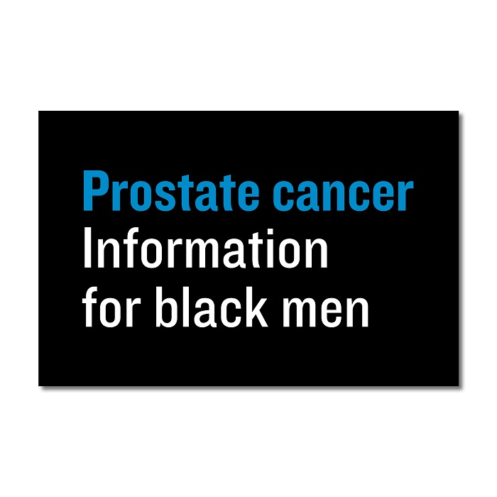 Prostate cancer: Information for black men