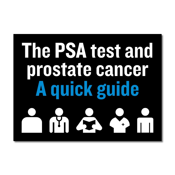 The PSA test and prostate cancer: A quick guide